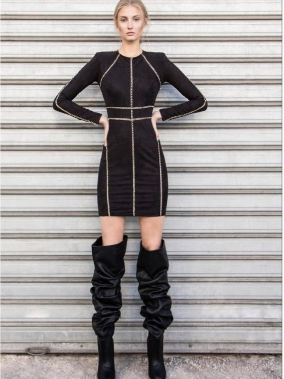 chained-up-dress