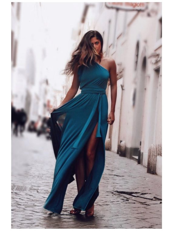one-shoulder-maxi-petrol-blue-dress